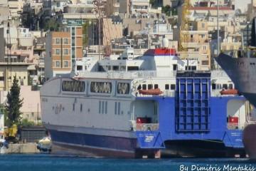 Fast Ferries, Thunder