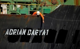 adrian Darya, ιρανικό δεξαμενόπλοιο