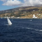 andros yacht race.