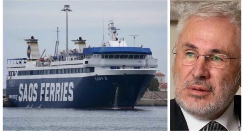 Saos Ferries, Φώτης Μανούσης