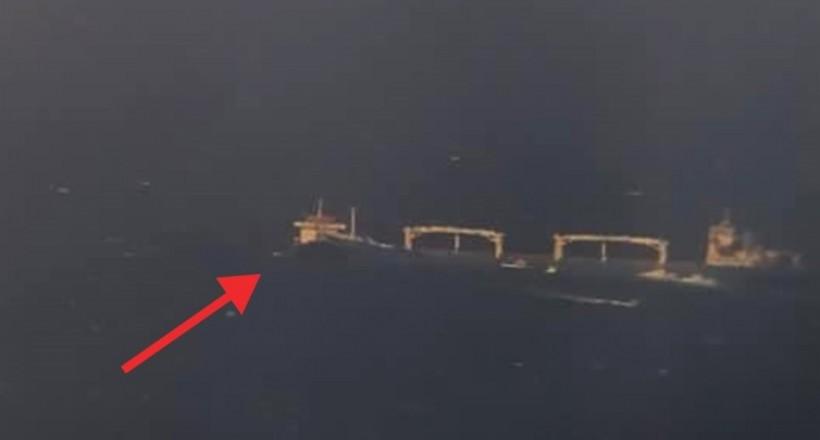 Σύγκρουση φορτηγών πλοίων